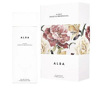 Alba Colonia para mujer con vaporizador en spray 100 ml