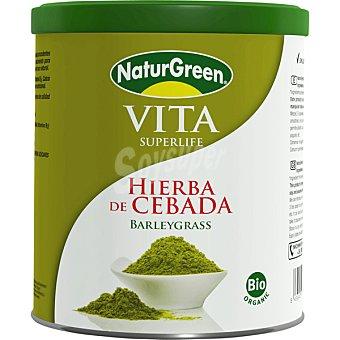 NATURGREEN Vita Superlife hierba de cebada ecológica depurativa y antioxidante  envase 200 g