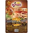 Pechuga de pollo al grill en lonchas finas Envase 115 g ElPozo