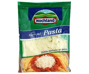 Hochland Rallados Queso en polvo para pasta Bolsa 50 g