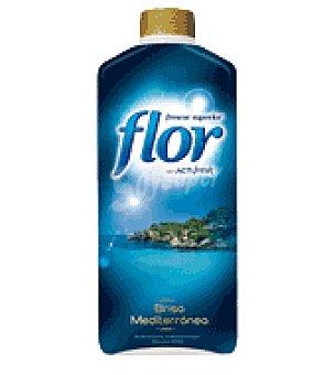 Flor Suavizante Concentrado Momentos Brisa Mediterranea 56 lavados