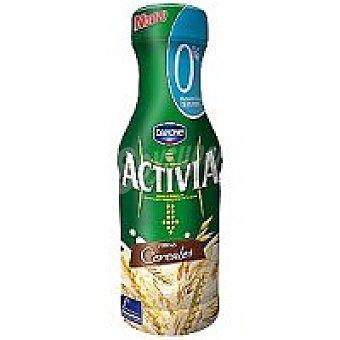 Activia Danone Activia para beber cereales 0% Botella 575 ml