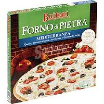 Buitoni Pizza Forno di Pietra Mediterranea Caja 310 g