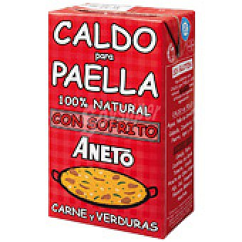 Aneto C.paella carn-verd C/S 1 LTS