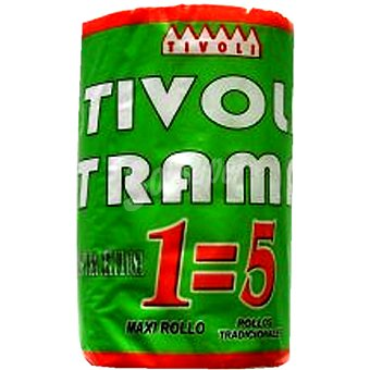 Tivoli Trama rollo de cocina maxi rollo envase 1 rollo Envase 1 rollo