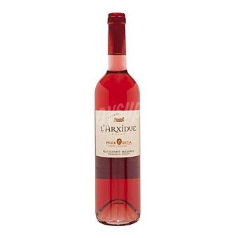 Pere Seda Vino L'Arxiduc rosado 75 cl