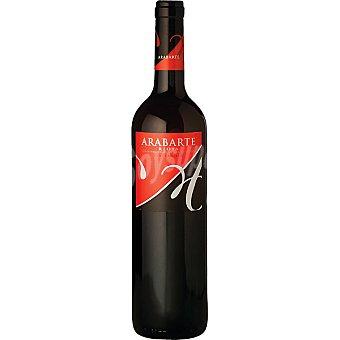 Arabarte Vino Tinto Tempranillo Rioja Botella 75 cl