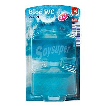 DIA Block wc líquido aroma ocean recambio 2 uds