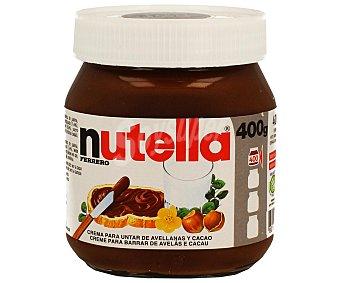 Nutella Crema al Cacao Con Avellanas Tarro 440 Gramos