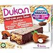 Barritas de salvado de avena extra chocolate 4x30g Envase 120 g Dieta Dunkan