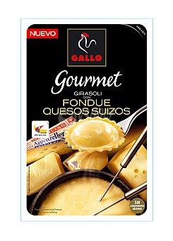 Gallo Girasoli Fondue Quesos Suizos (pasta Fresca) 200g