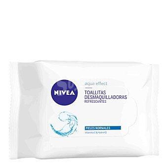 Nivea Nivea Toallitas Desmaquilladoras (Piel normal/mixta) 25 ud