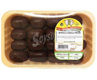 Emcesa Pincho de morcilla de cebolla 480 gramos aproximados