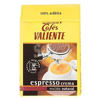 Cafés Valiente Café molido natural expresso para máquina espress 250 g