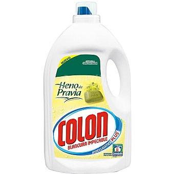 Colón Detergente gel Heno de Pravia Botella 33 dosis