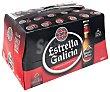 Cerveza Pack de 24 botellas Estrella Galicia