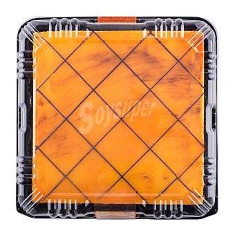 Hacendado Tarta san marcos 24 raciones (cuadrada) pasteleria congelada 1 u - 1600 g