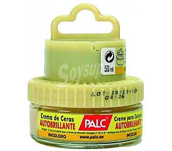 Calzado Crema de incolora c/aplicador palc 50 ml