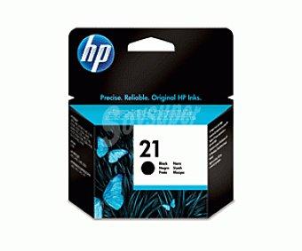 HP Cartuchos de Tinta N21 Negro 1 Unidad