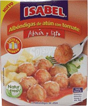 Isabel Albondigas atun c/tomate 150 GRS