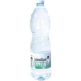 CAUTIVA Agua mineral Botella 1,5 litros