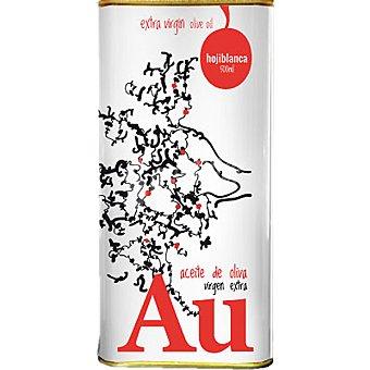 Aceites Únicos aceite de oliva virgen extra Hojiblanca  lata 500 ml