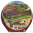 Pizza estilo Mediterránea Envase 425 g Casa Tarradellas
