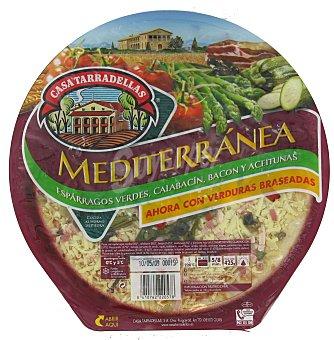 Casa Tarradellas Pizza Mediterránea 425 g