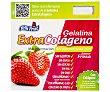 Extra Colágeno gelatina sabor fresa sin azúcar sin gluten Pack 4 unidades 100 g Yelli Frut