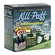 Insecticida eléctrico líquido antimosquitos 2 recambios. Kill-Paff