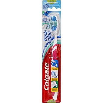 Colgate Cepillo dental Triple Acción Medio 1 ud