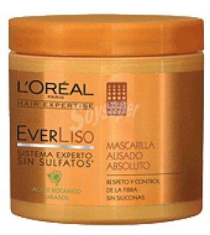 L'Oréal-Hair Expertise Mascarilla alisado absoluto EverLiso para cabellos encrespados 200 ml
