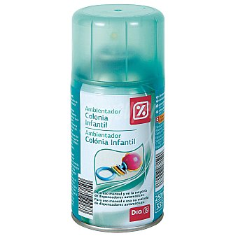 DIA Ambientador automático aroma colonia infantil recambio 250 ml