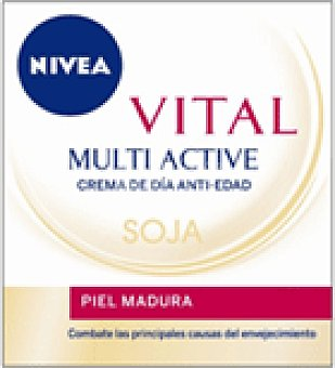 Nivea CREMA DIA M.ACTIVE SOJA 50 ML