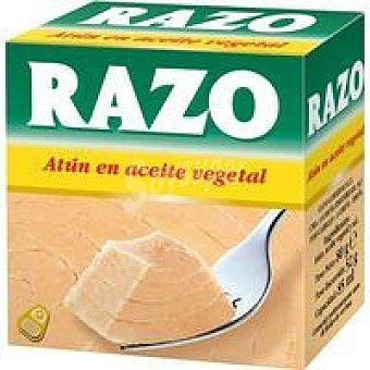 Razo Atún en aceite Girasol Lata 80 g