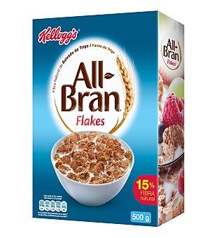ALL-BRAN Cereales con fibra Paquete de 500 gr