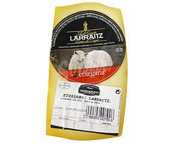ETXEGARAI LARRITZ Queso de oveja ahumado 300 Gramos