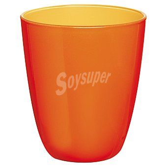 LUMINARC Spring Vaso en color naranja 31 cl