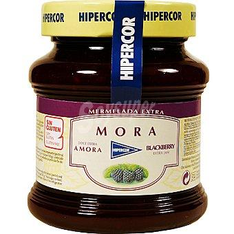 Hipercor Mermelada de mora Frasco 350 g
