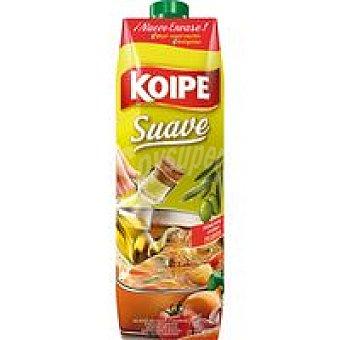 Koipe Aceite de oliva suave Brik 1 litro