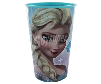 Disney Vaso apilable con diseño Frozen, 0,27 litros de capacidad, modelo Frozen Timeless 1 unidad
