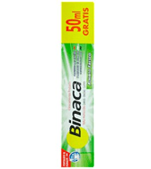 Binaca Dentifrico aliento extra fresco 125 ml