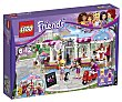 Juego de construcciones con 439 piezas, Cafetería de Heartlake, ref. 41119, incluye 2 figuras Friends 1 unidad LEGO