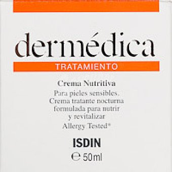 DERMÈDICA Crema nutritiva Tarro 50 ml