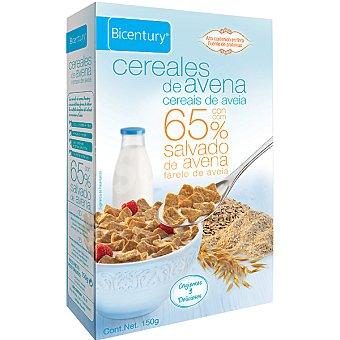 Bicentury Cereales de avena 65% salvado Estuche 150 g