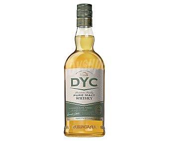 Dyc Whisky single malt de calidad premium, elaborado en España Botella de 70 cl