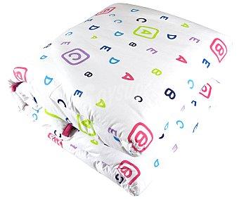 Actuel Saco nórdico infantil estampado para cama de 90 centímetros 1 unidad