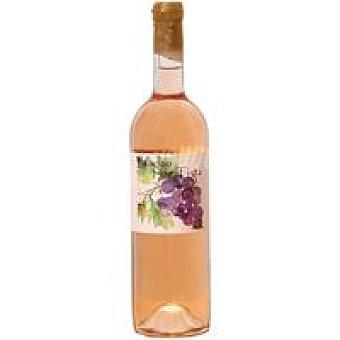 Los frutales Vino Blanco de Uva Tinta botella 75 cl