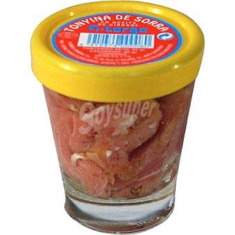 Fi-Largo Tonyina de sorra en aceite de girasol tarro 80 g tarro 80 g