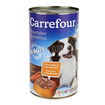 Carrefour Albóndigas para perro 1250 gr